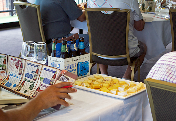 Lions Craft Beer and Cheese at Clubs SA members' Forum