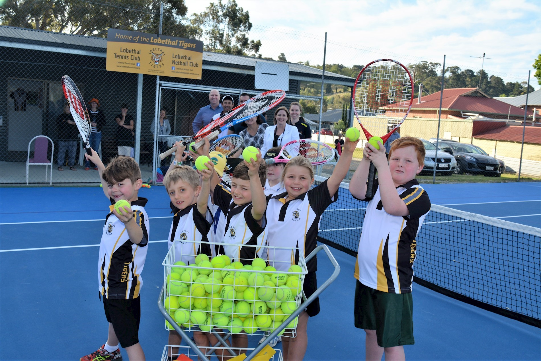 Lobethal Tennis Club
