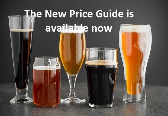 The New Beer Price Guide