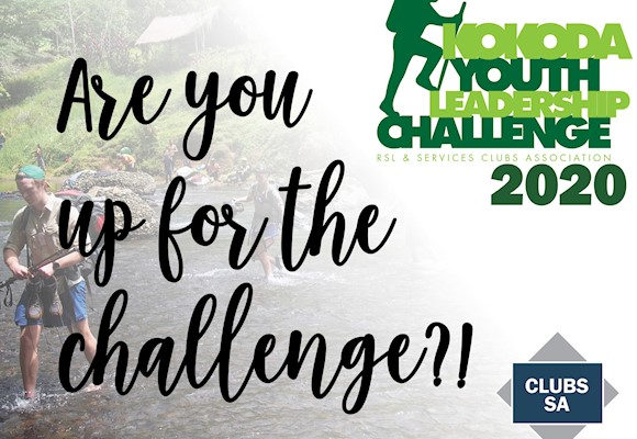 Kokoda Youth Leadership Challenge 2020