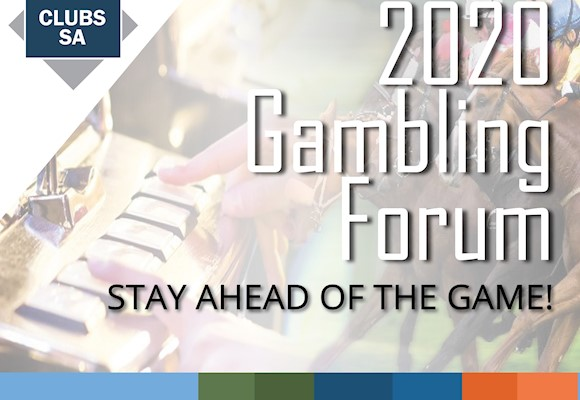 Clubs SA 2020 Gambling Forum