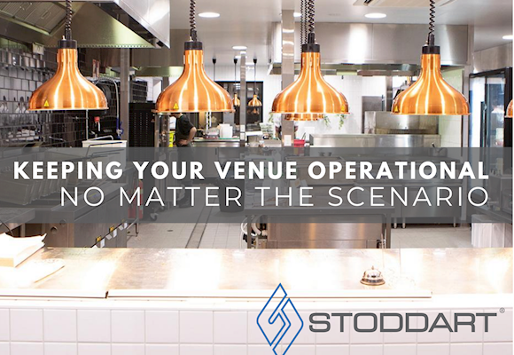 Stoddart - Keeping Your Venue Operational, No Matter the Scenario