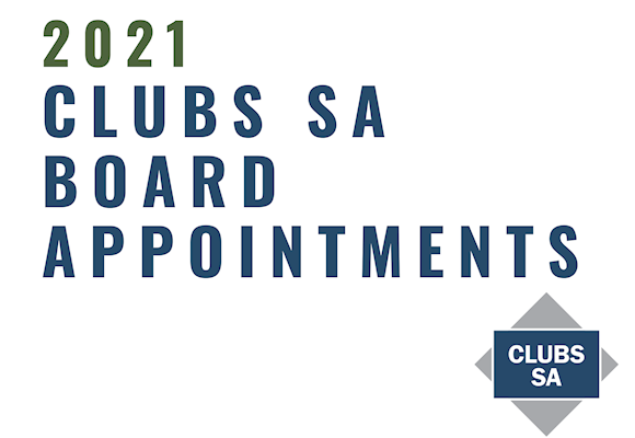 Clubs SA Board Appointments