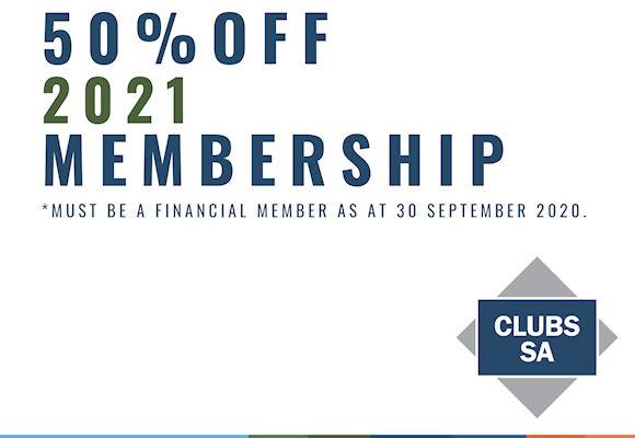 Special Membership Offer for 2021