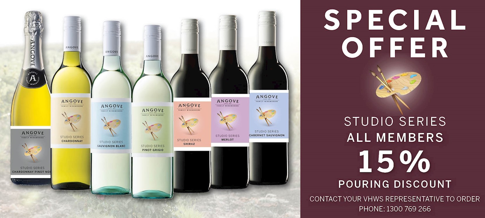 Vintage House Wine & Spirits Special Offer